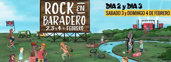 Baradero Rock 2018